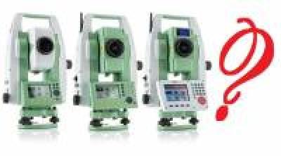 Hướng dẫn lựa chọn máy toàn đạc Leica