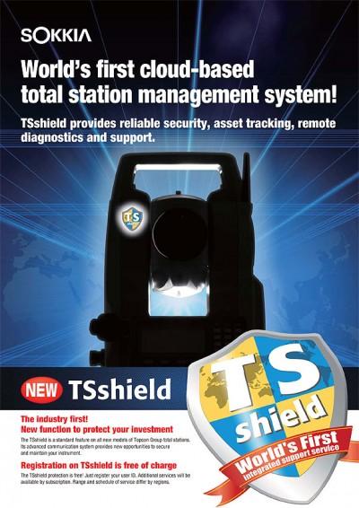 TS shield - Đỉnh cao công nghệ giám sát thiết bị từ xa