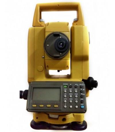 Hướng dẫn truyền trút dữ liệu máy toàn đạc điện tử Topcon GTS-230/235/255