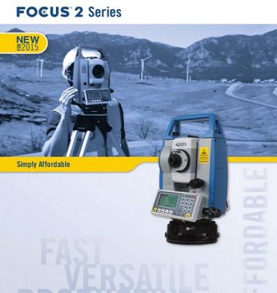 Hướng dẫn cắm điểm thi công đường bằng máy toàn đạc Nikon Focus 2
