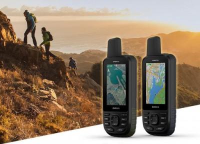 So sánh giữa Garmin GPS Map 64s và Garmin GPS Map 66s