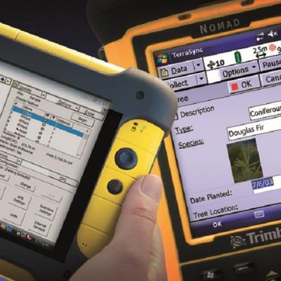 Phần mềm thu thập dữ liệu GNSS/GIS TRIMBLE TERRASYNC