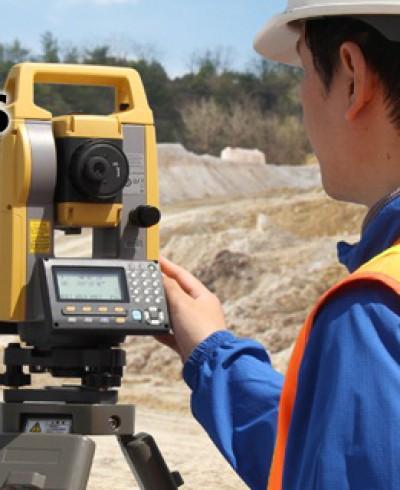 Hướng dẫn cách kiểm tra máy toàn đạc điện tử trước khi đo