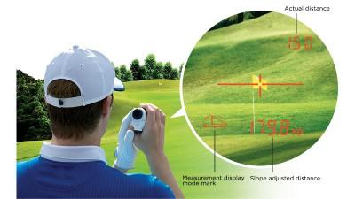 Chọn mua ống nhòm đo khoảng cách cho các golfer!