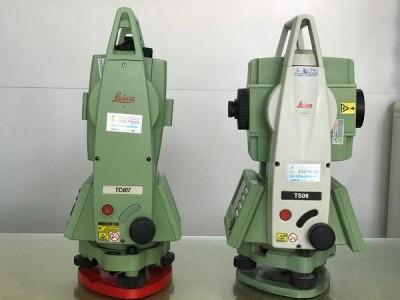 Thông số kỹ thuật của một số dòng máy toàn đạc điện tử Leica (cũ): TCR-403, TCR-405, TCR-407, TCR-705, TCR-802, TCR-805