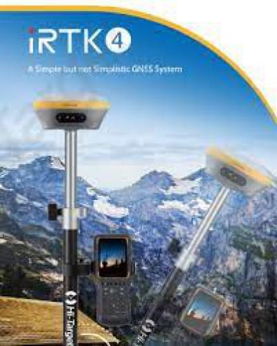iRTK4 Hi-Target - A Simple but not Simplistic GNSS System