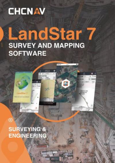 Phần mềm LandStar 7 và cách cài đặt trên máy tính