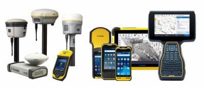 Các dòng máy định vị GNSS RTK của hãng TRIMBLE