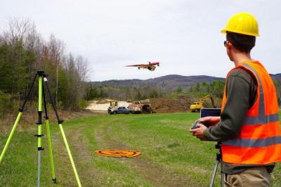 UAV  - Công cụ hữu ích cho việc khảo sát và lập bản đồ