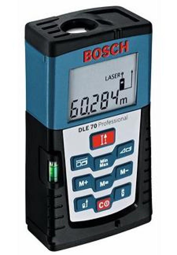 Máy đo khoảng cách DLE Bosch bằng lazer (Bosch DLE 70)