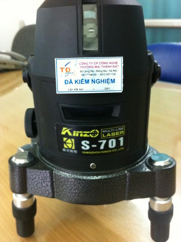 Máy quét laser Kinzo S-701