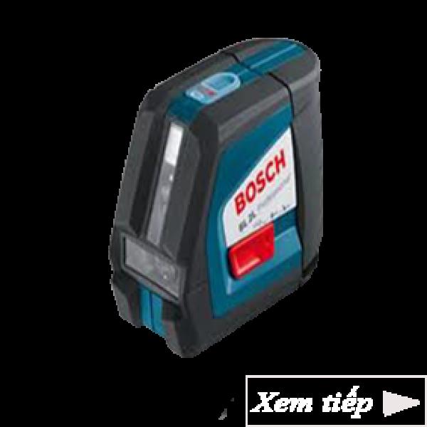Máy thuỷ bình laser Bosch BL2L