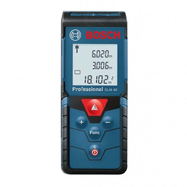 Máy đo khoảng cách laser Bosch GLM40