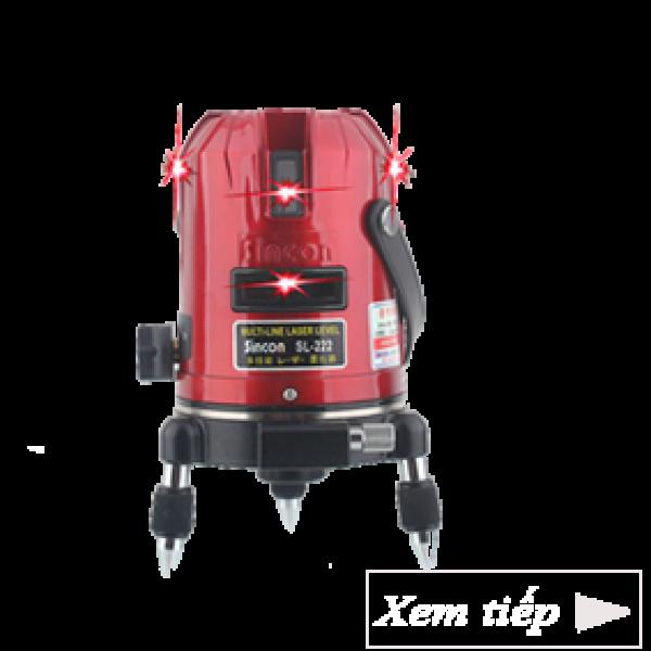 Máy thủy bình laser Sincon SL222