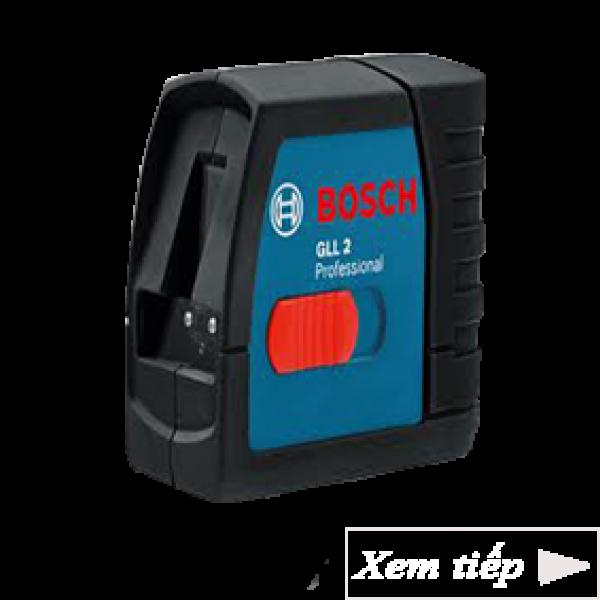 Máy thủy bình laser Bosch GLL2