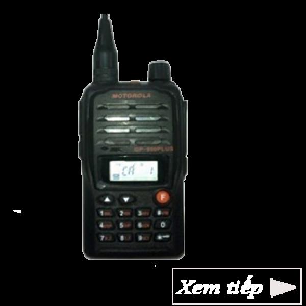 Máy bộ đàm Motorola GP 1300 Plus