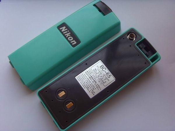 Pin máy toàn đạc Nikon BC-65