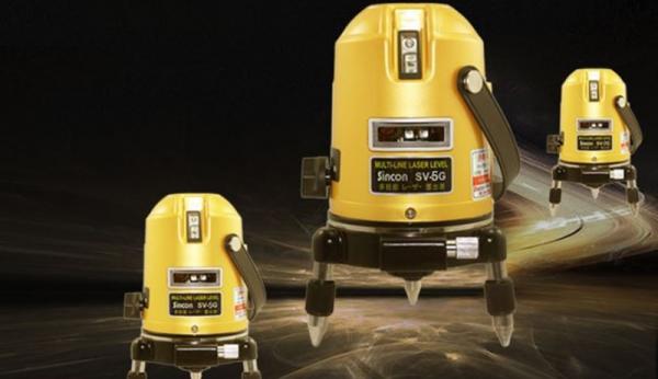 Máy thuỷ bình laser SV-5G