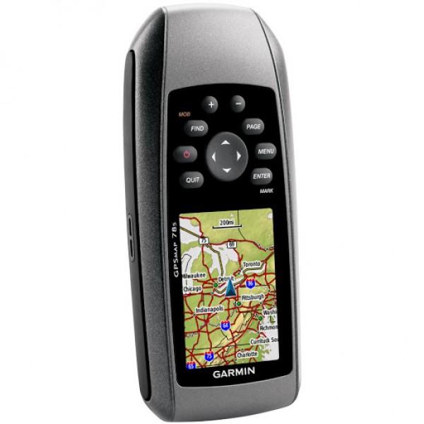 Máy định vị Garmin GPS Map 78S
