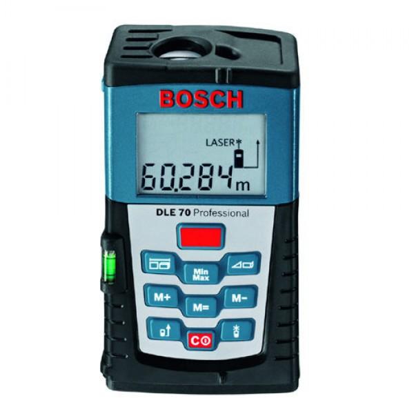 Máy đo khoảng cách bằng laser Bosch DLE 70