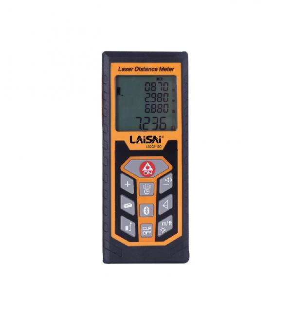 Máy đo khoảng cách laser Lasai LS203 series