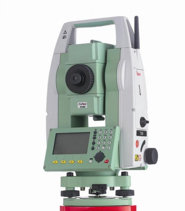 Máy toàn đạc điện tử Leica FlexLine TS09 (cũ)