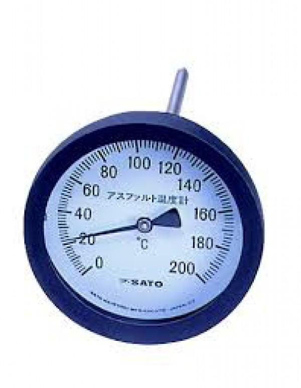 Nhiệt kế chuyên dụng đo bê tông nhựa (asphalt) AT-100 SATO