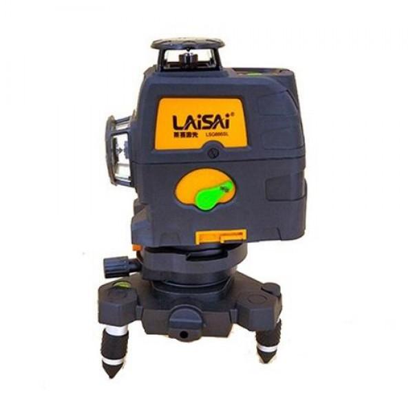 Máy thuỷ bình laser 12 tia xanh Laisai LSG666SL
