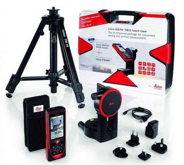 Máy đo khoảng cách Laser Leica Disto D810 Package