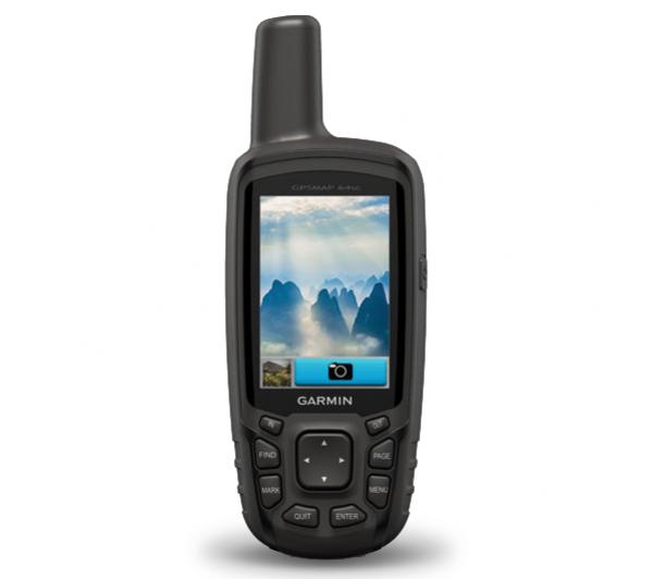 Máy định vị Garmin GPSMAP® 64sc SiteSurvey