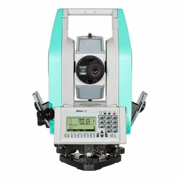 Máy toàn đạc điện tử Nikon XS (1